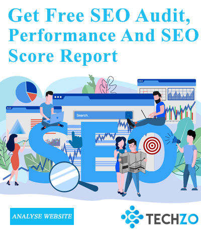 Get Free SEO Audit, Performance And SEO Score Report