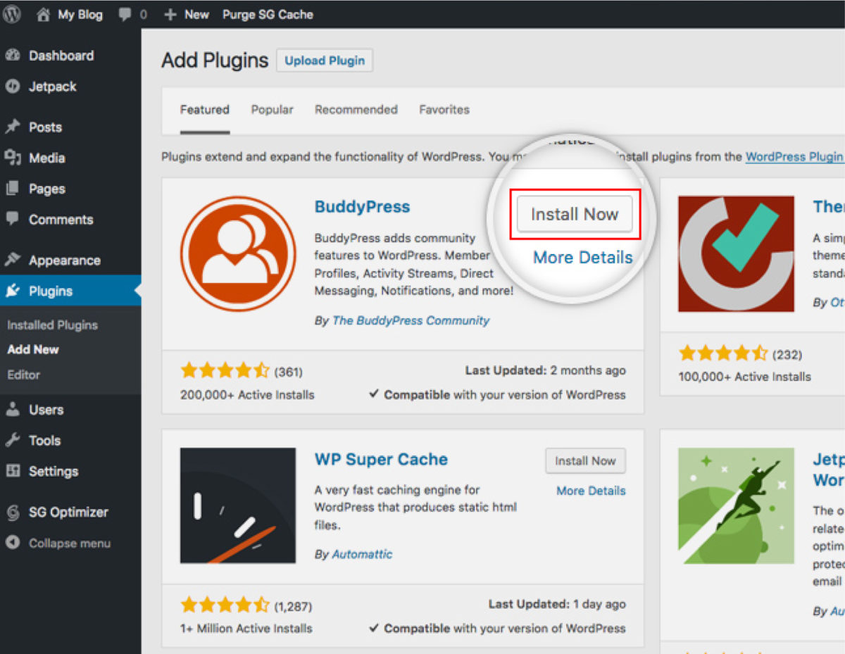 How to add new plugin on your WordPress website?