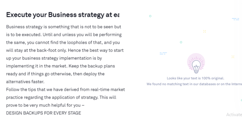 Execute your Business strategy at ease
