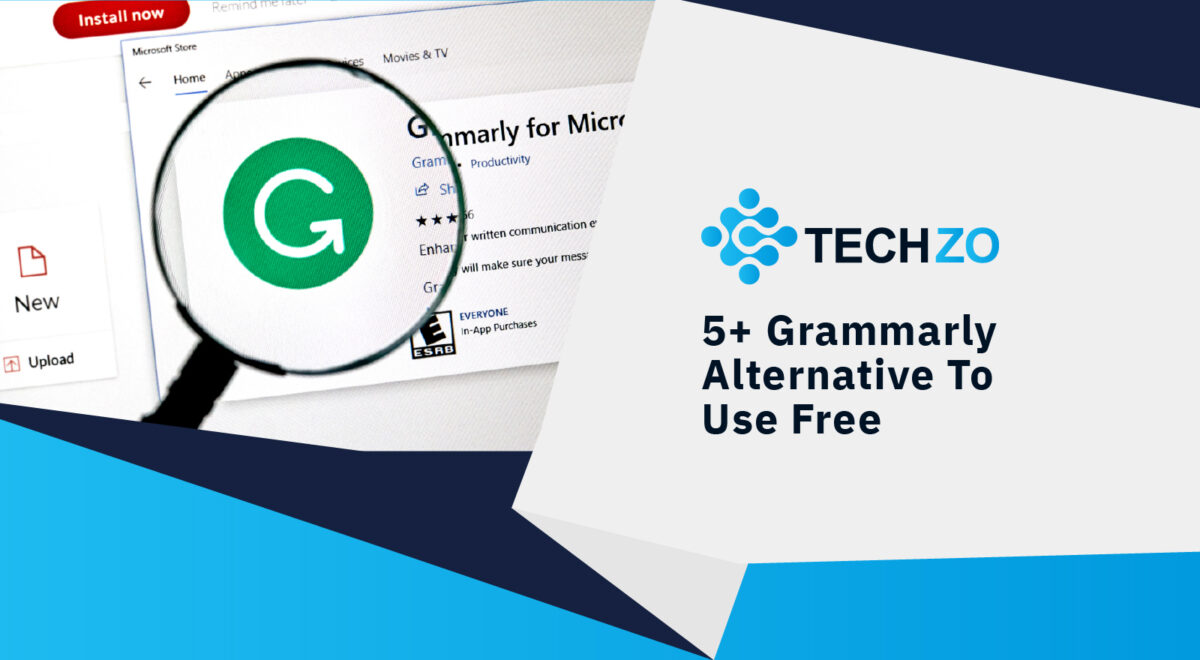 5+ Grammarly Alternative To Use Free