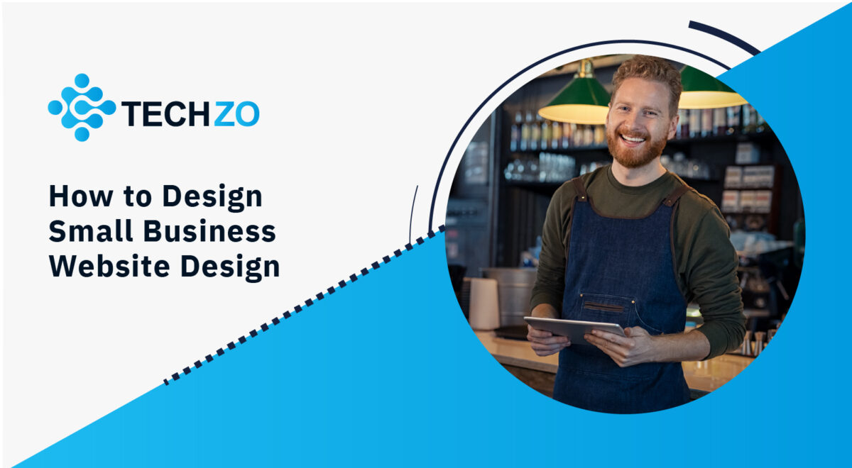 How to Design Small Business Website Design