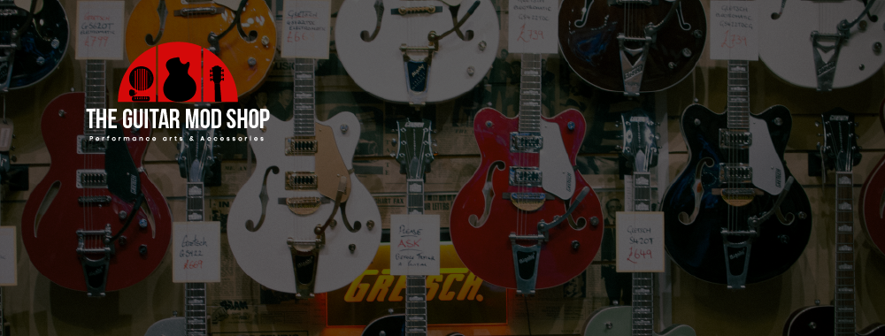 The Guitar Mod Shop