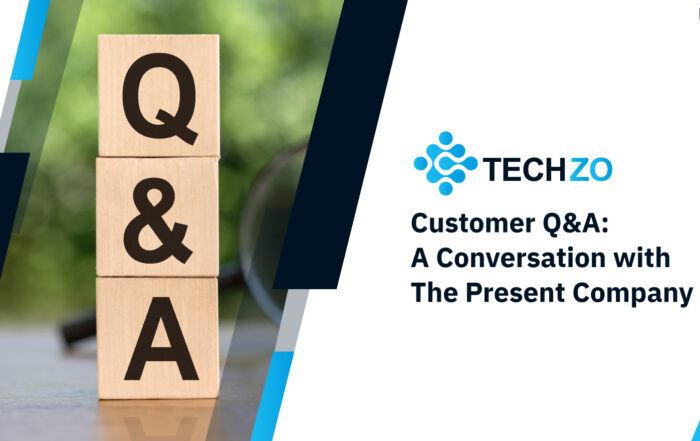 Customer Q&A A Conversation with The Present Company