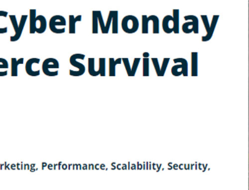 eBook: Cyber Monday Ecommerce Survival Guide