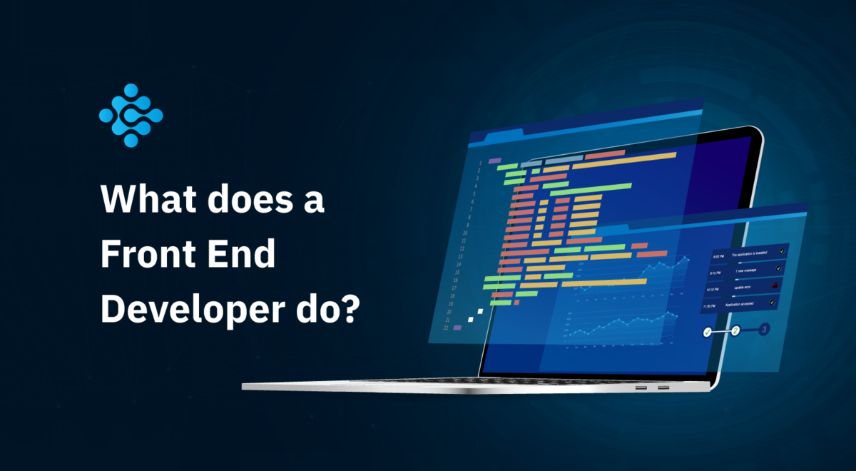 What does a Front End Developer do