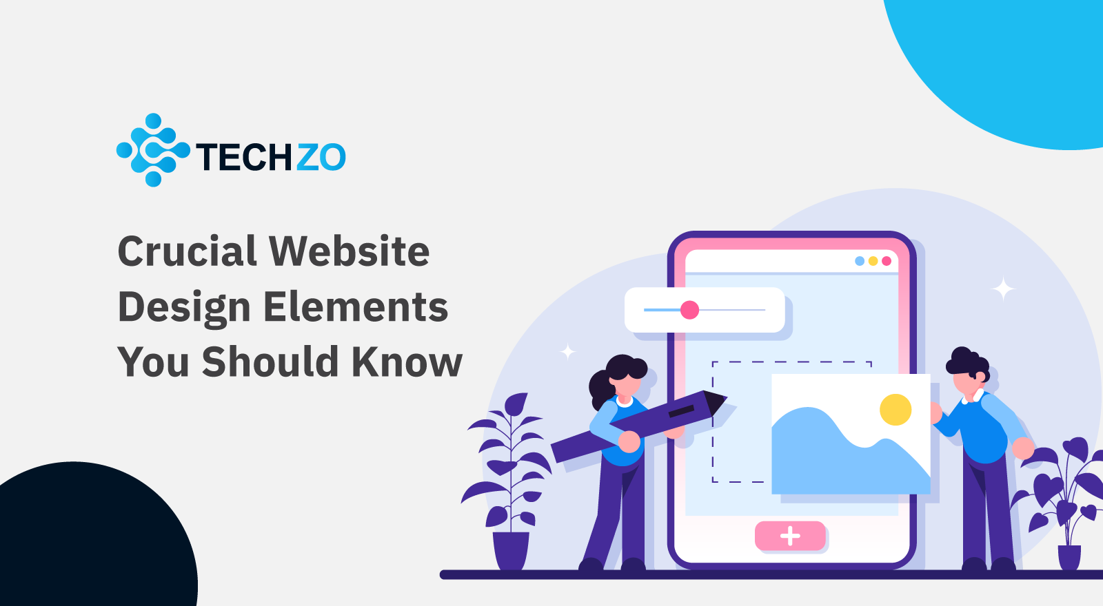Crucial Website Design Elements You Should Know