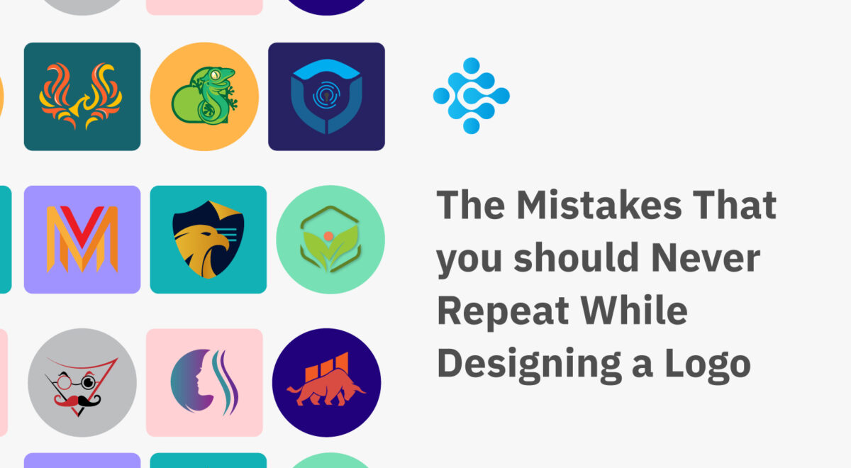 The Mistakes That you should Never Repeat While Designing a Logo