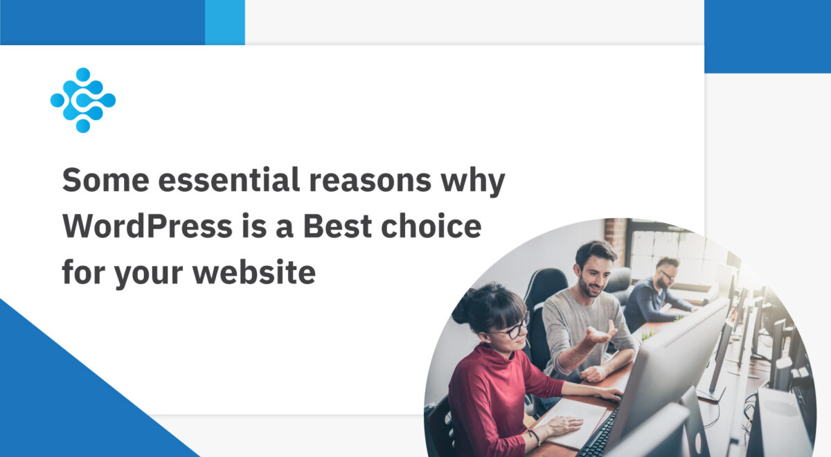 Some essential reasons why WordPress is a Best choice for your website