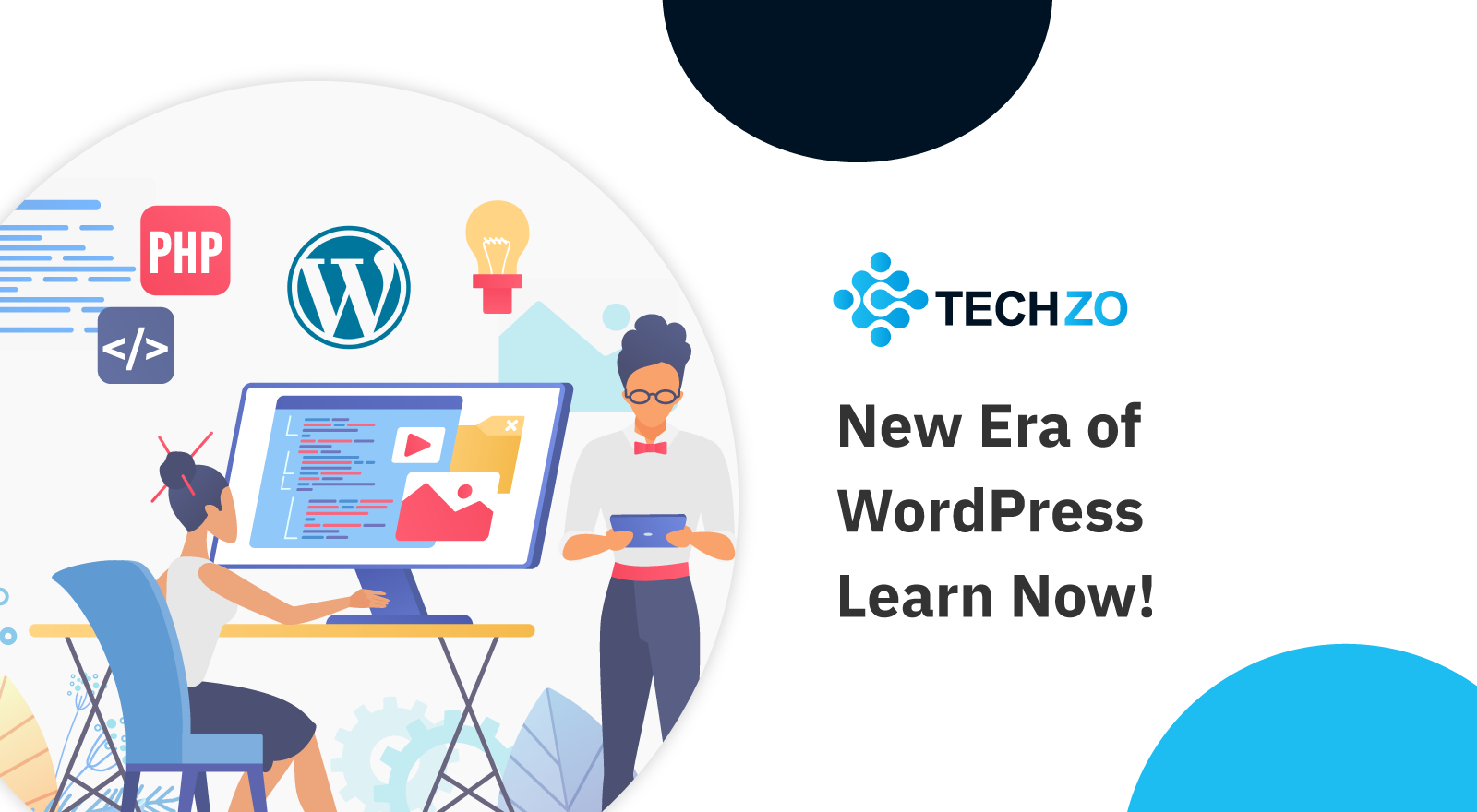 New Era of WordPress Learn Now