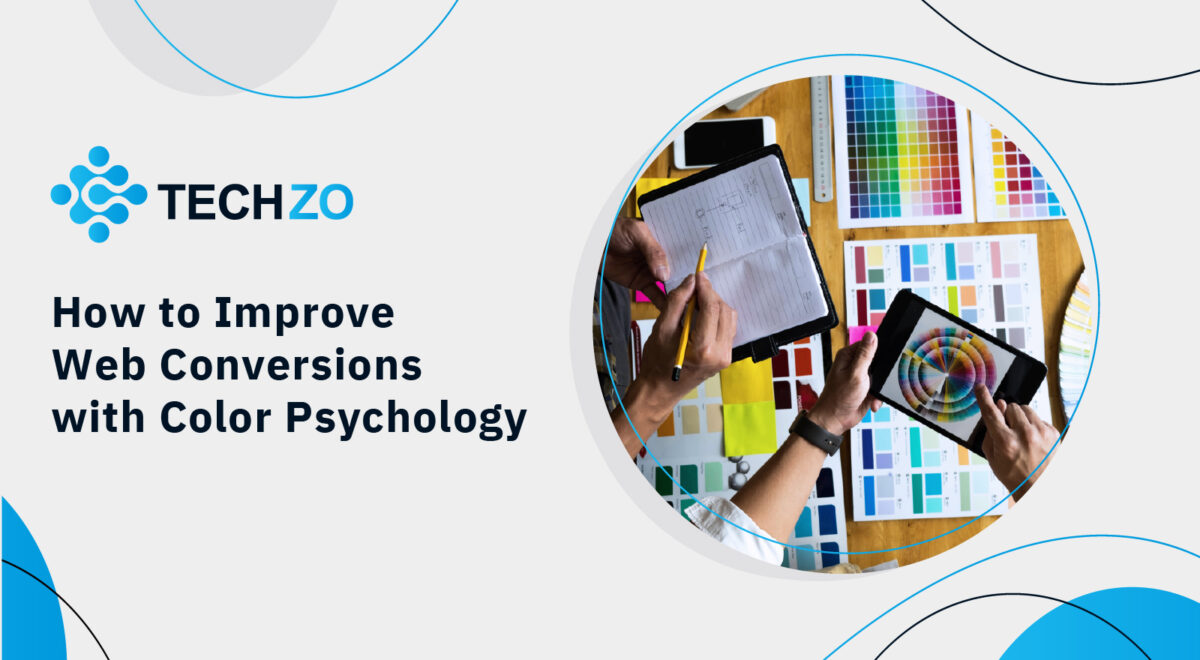 How to Improve Web Conversions with Color Psychology