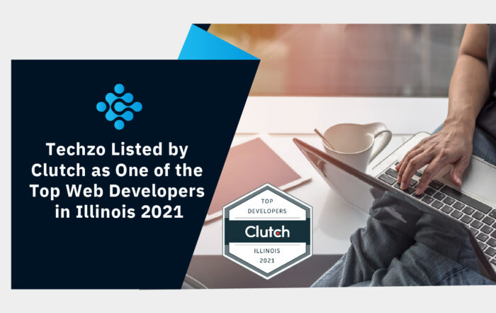 Techzo Listed by Clutch as One of the Top Web Developers in Illinois 2021
